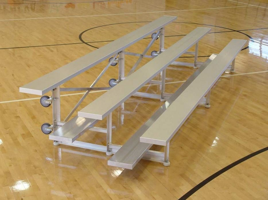 Arlington Heights, Illinois Portable Bleachers