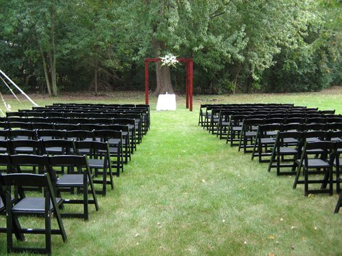 Wedding Table and Chair Rental - Chicago, 60411
