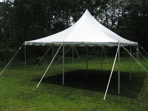 Bannockburn, 60015 40 Guest Package – 20' x 20' Pole Tent