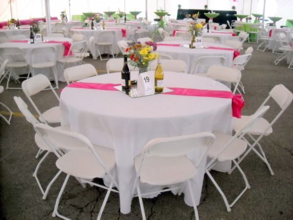 Chicago, 60411  Table Rental