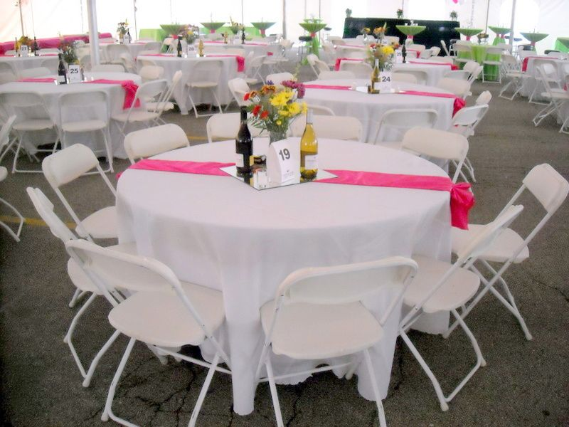 Chicago, 60616  Table Rental