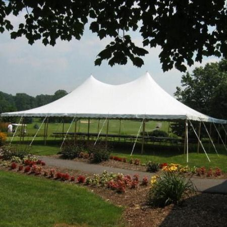 Chicago, 60186 100 Guest Package – 30' x 45' Pole Tent