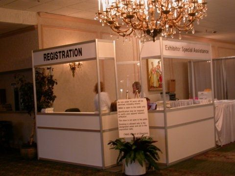 Arlington Heights, 60006 Registration and Information Booths)